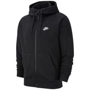 Nike Sportswear Club Black / Black / White XL