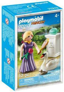 PLAYMOBIL 70213 - History – Aphrodite Griechische Götter Gott