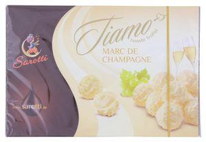 Sarotti Tiamo Marc de Champagne Trüffel (125 g)
