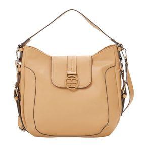 ESPRIT Hallie Hobo Shoulder Bag Camel