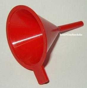 Wilesco 01850 Trichter lang 25 mm Rohr