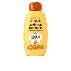 Shampoo Haarwäsche geschädigtes Haar Original Remedies Garnier (300 ml)