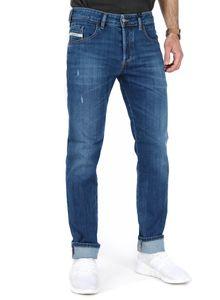 Diesel - Tapered Fit Jeans - D-Bazer 083AZ, Schrittlänge:L32, Größe:36W / 32L