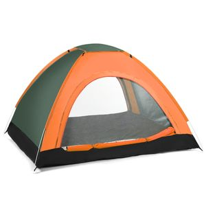 Geepro Zelt up Campingzelt 2-3 Personen Wurfzelt Outdoor Wurfzelt Trekkingzelt