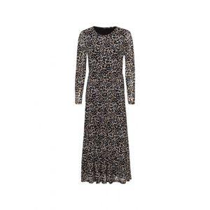 Zero Kleider lang Damen zero Kleid Größe 34, Farbe: 90005 toffee