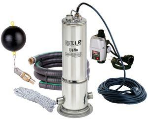 T.I.P. EJ 6 Plus Zisternenpumpe incl. Ansauggarnitur und Brio