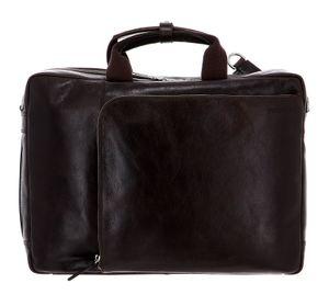 PICARD Herren Leder Multifunktions-Businesstasche Aktentasche Tasche Buddy Cafe 4505