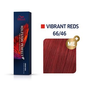 Wella Professionals Koleston Perfect Me+ Vibrant Reds Professionelle permanente Haarfarbe 66/46 60 ml
