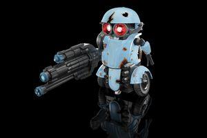 Transformers Movie 5 RC Autobot Sqweeks C0935EU4
