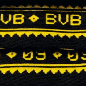 Borussia Dortmund BVB Mund-Nasen-Schutz Maske, Gesichtsmaske X-MAS, 20217018
