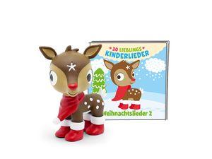 Tonies Hörfigur 01-0194 - 30 Lieblings-Kinderlieder - Weihnachtslieder 2