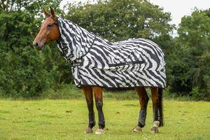Bucas Sweet-itch Zebra, 125 cm
