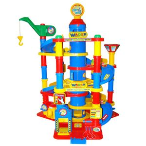 Polesie Wader Park Turm mit 7 Etagen 77 x 71 x 95 cm 1450523