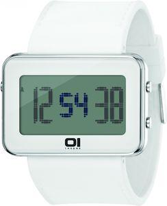 The One Binary Wide Screen IPLD104-3WH Digitaluhr für Herren Design Highlight
