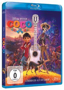 Coco - Lebendiger als das Leben [Blu-ray]