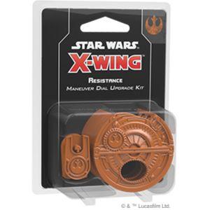 FFGE4107 - Resistance Maneuver Dail - Upgrade Kit für: Star Wars X-Wing 2.Ed. (DE-Ausgabe)