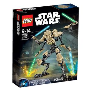 Lego 75112 Star Wars - General Grievous