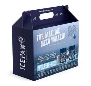 ICEPAW Welpen - Box ca. 1,2 kg