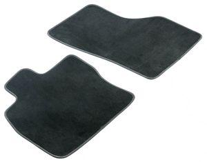 Walser Premium Fußmatten für Citroen Jumpy 2-3 Sitzer vorne BJ 1999 - 2002, 80501