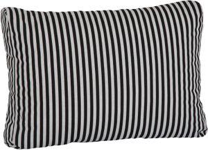beo Lounge-Rückenkissen 60x40 skandinavische Streifen