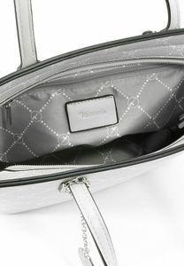 Tamaris Anastasia Classic Damen Tasche in Grau, Größe 1