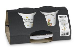 Könitz   2er Espressotassen-Set  Der kleine Prinz