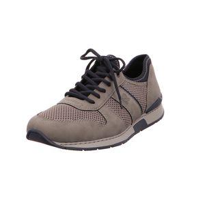 Rieker Herren Sneaker - Textil in grau - 19400-41 Grau 43