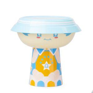 3 Stuecke Kinder Geschirr Konstellationen Plate + Bowl + Cup Set Mais Gerichte PLA Umweltfreundliche & Stapelbar Baby Obst Snack Container Waage