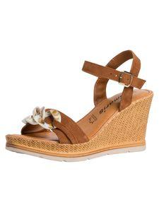 Tamaris Damen Sandalette braun 1-1-28317-26 normal Größe: 39 EU