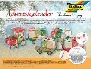 Adv.-Kalender Weihn.-Zug 60-tl (1 Stück)