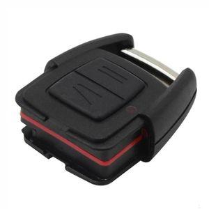 Schlüsselgehäuse 2 Tasten passend für Opel Astra G Vectra B Zafira Omega(OP01+B)