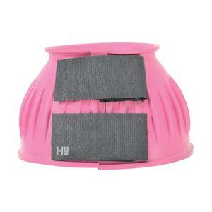 HyIMPACT Gummi Hufglocken (2 Stück) BZ914 (XL) (Pink)