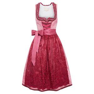 Midi Dirndl Mitzi in Pink von Krüger Collection, Größe:36, Farbe:Pink