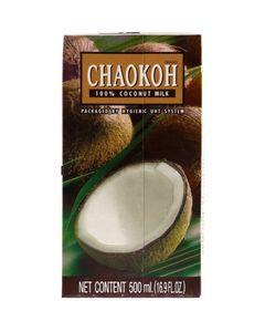 Chaokoh Kokosmilch 18% 500 ml