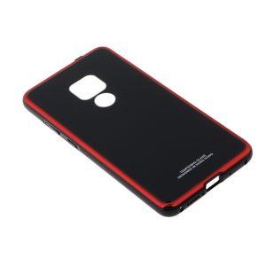 1 Stück Telefonkasten Farbe Schwarz + Rot