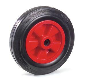 Fetra Vollgummi-Räder 250x60 mm, Nabenlänge 75mm