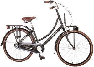 Volare Kinderfahrräder Mädchen Excellent 26 Zoll 42 cm Mädchen 3G Rücktrittbremse Schwarz