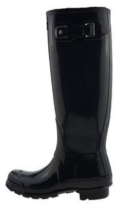 HUNTER Original Tall Damen Gummistiefel Marineblau Schuhe, Größe:35/36