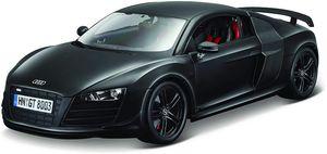 Maisto 31395 - Modellauto - Audi R8 GT3 (schwarz, Maßstab 1:18)