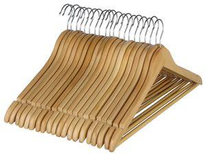 Kleiderbügel - Set aus Holz 20 - tlg.