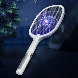 USB Elektrische Fliegenklatsche Insektenvernichter Mückenfalle Insektenschutz