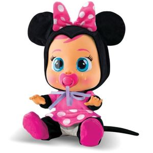 IMC Toys 97865IM - Cry Babies Disney Minnie
