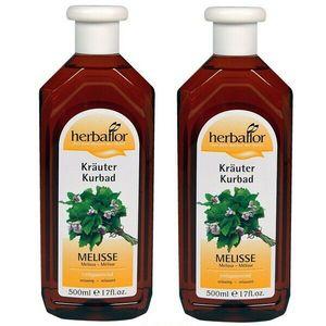 Herbaflor Kräuter Bad Melisse 2 x 500 ml