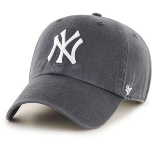 47 Brand RGW17 Clean Up Strapback NY YANKEES Dunkelgrau, Size:Onesize