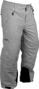 Damen / Herren Winterhose, Schneehosem Ski- und Snowboardhose Größe L in grau