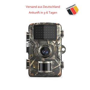 Wildkamera 12MP mit Bewegungsmelder Nachtsicht Wildlife Jagdkamera, Wildtierkamera
