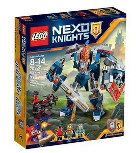 Lego 70327 Nexo Knights - Der Mech des Königs