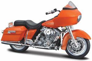 Maisto 34360-38 - Modellmotorrad - HD Serie 38, Modell:2002 FLTR Road Glide