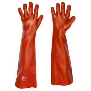 stronghand® Vinyl-Handschuhe, Länge: 60 cm, Größe: 10, Sicherheits-Handschuh
