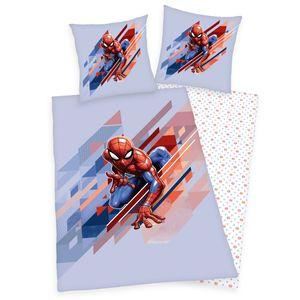 """""""Spiderman"""" Bettwäsche, 100% Baumwolle ( Renforcé ), 80x80 cm + 135x200 cm"""